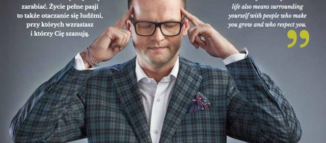 Jakub Bączek – Urlop z rozwojem osobistym