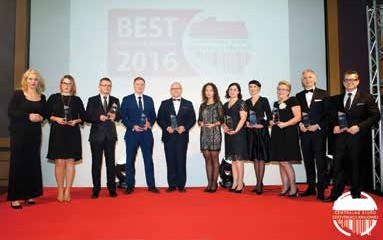The best brands were awarded the Polish Exclusive Award