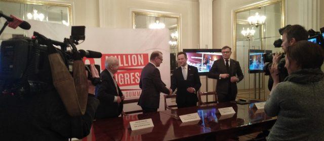 Stowarzyszenie Wspólnota Polska – współorganizatorem Kongresu 60 Milionów