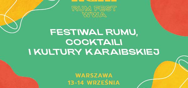 Przenieś się z nami do świata tropikalnych smaków w karaibskim stylu – zbliża się Festiwal Rumu, Coctaili i Kultury Karaibskiej!