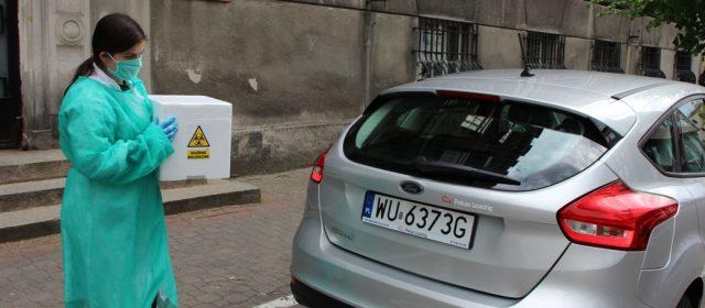 Pekao Leasing podarowało samochód dla NIZP-PZH