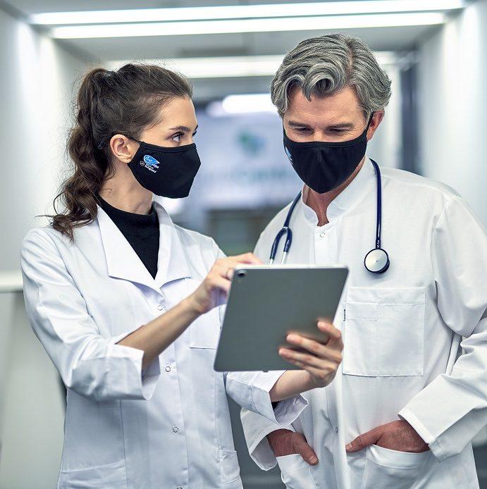 Nowoczesna technologia w walce z koronawirusem