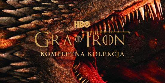 GRA O TRON kompletna kolekcja 4K UHD już dostępna!
