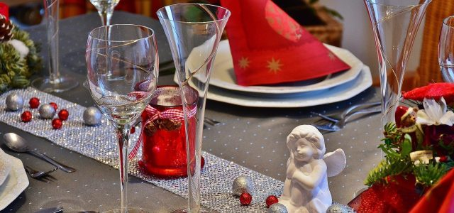 Wynegocjuj sobie błogie świętaczyli kilka wskazówek, jak się porozumieć przy świątecznym stole