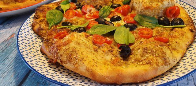 Pizza po arabsku!