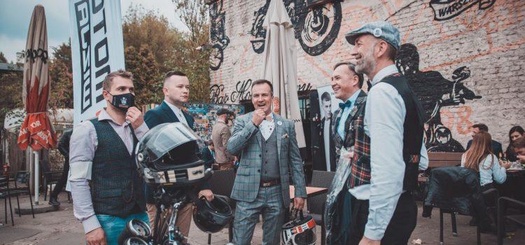Motowizja patronem medialnym Distinguished Gentleman's Ride 2021